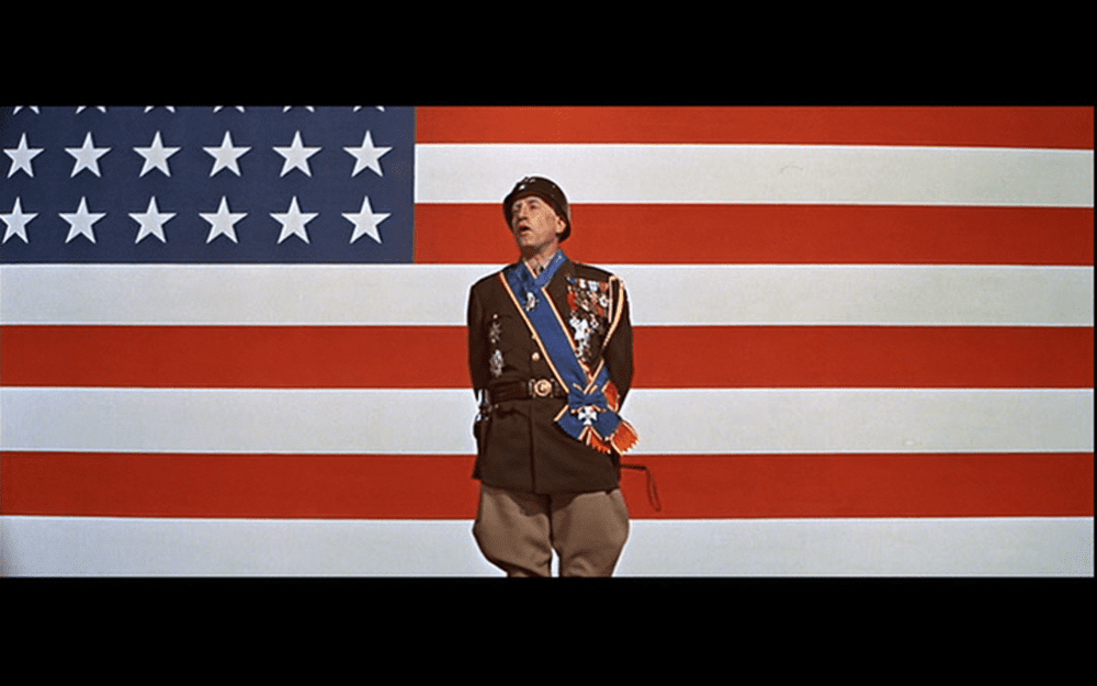 George S. Patton's speech to the Third Army